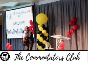 The Commentators Club