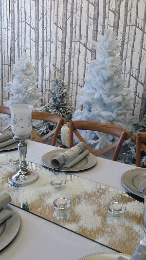 Winter Christmas decorations