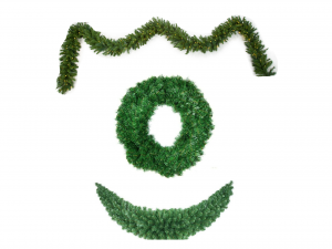 3 types of Christmas greenery