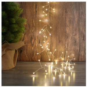 Cluster warm white Fairy lights