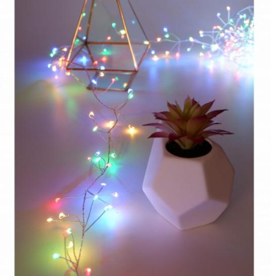 MultiColour Cluster Micro LED lights