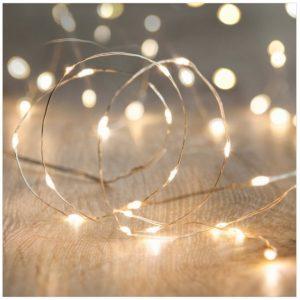40 LED Micro Light – Warm White