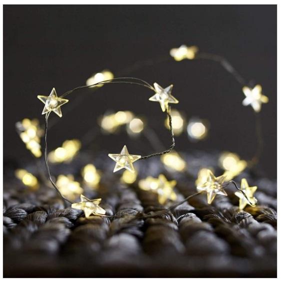 20 LED Micro Light – Stars