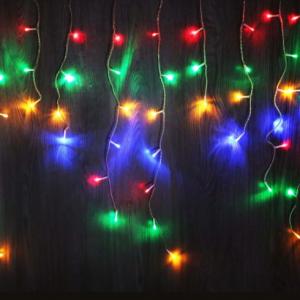 400 LED Icicle Light Multicolour