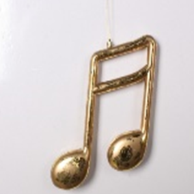 Musical Note Christmas decoration