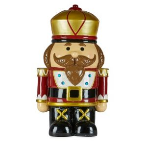Nutcracker Soldier with mustache