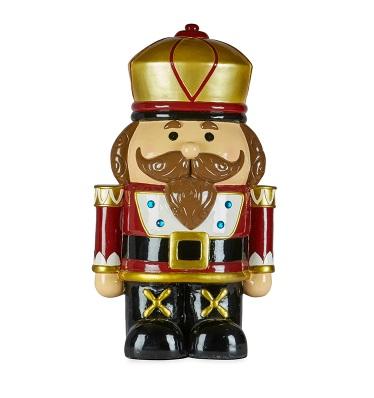 Nutcracker Soldier with mustache