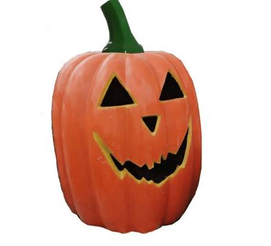 Halloween Pumpkin fiberglass