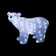 Arcylic 58cm Polar Bear