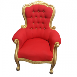 465 THRONE Santa Throne Traditional