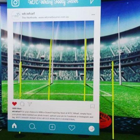 609 PROPS Instagram Frame Large